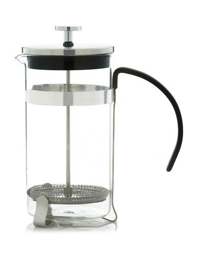 Grosche 1L York French Press Coffee Maker-CLEAR-One Size