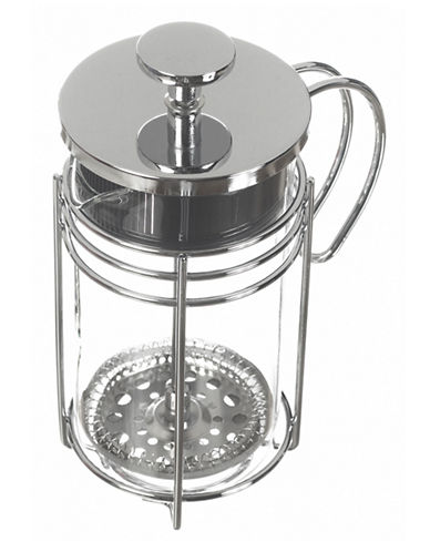 Grosche Madrid 3 Cup 350ml French Press-CHROME-350 ml 87038741_CHROME_350 ml