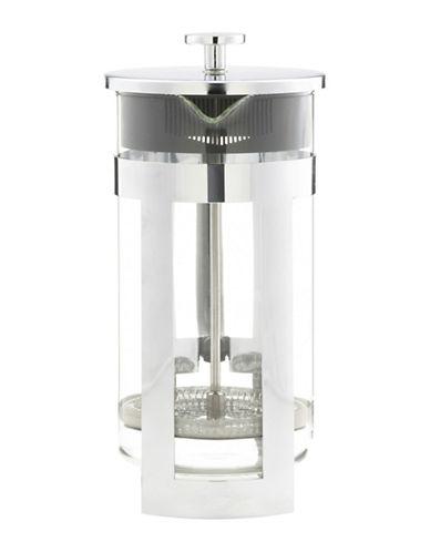 Grosche Boston French Press Coffee Maker - 11.8 oz.-CLEAR-350 ml