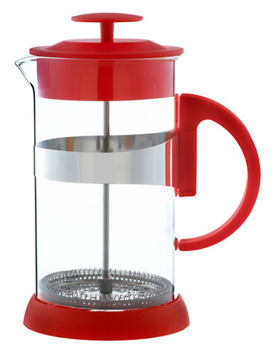 Grosche Zurich French Press-RED-One Size
