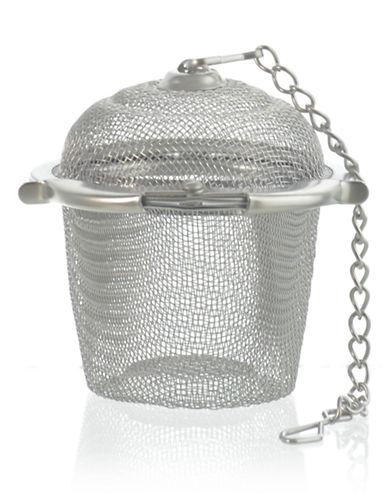 Grosche Shark Tank Tea Infuser-SILVER-One Size