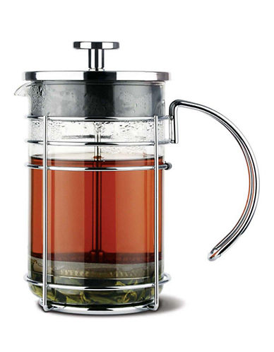 Grosche Madrid 12 Cup 1.5 Litre French Press-CHROME-One Size