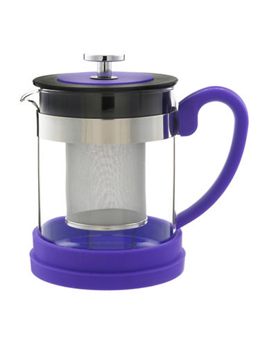 Grosche 600ML Valencia Infuser Teapot-PURPLE-370 ml