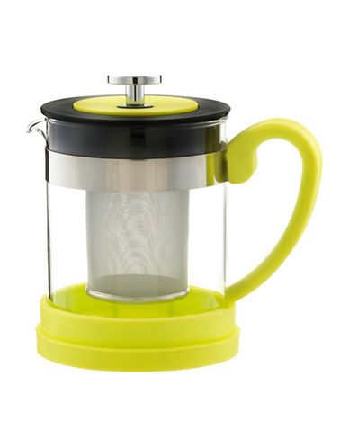 Grosche 600ML Valencia Infuser Teapot-YELLOW-One Size