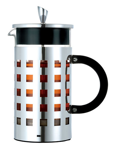 Grosche Casablanca French Press-SILVER-One Size