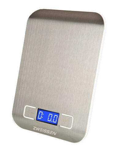 Grosche Aprilia Digital Kitchen Scale-WHITE-One Size