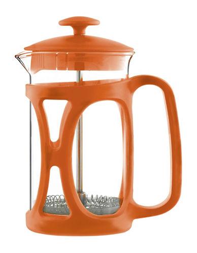 Grosche Basel French Press Coffee Maker-ORANGE-One Size