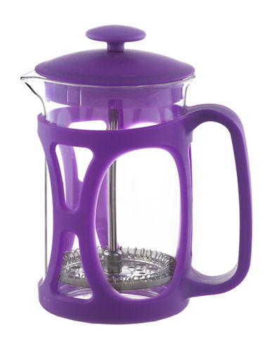 Grosche Basel French Press Coffee Maker-PURPLE-One Size