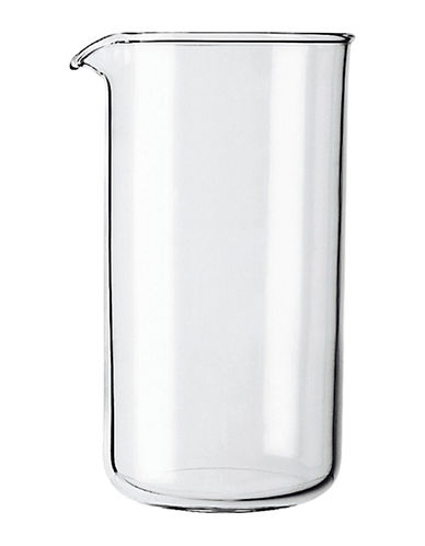 Grosche Universal Replacement Beaker 800ml French Press-CLEAR-One Size