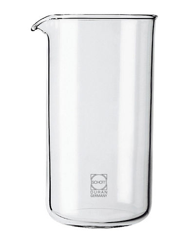 Grosche Schott Replacement Beaker 1L French Press-CLEAR-One Size