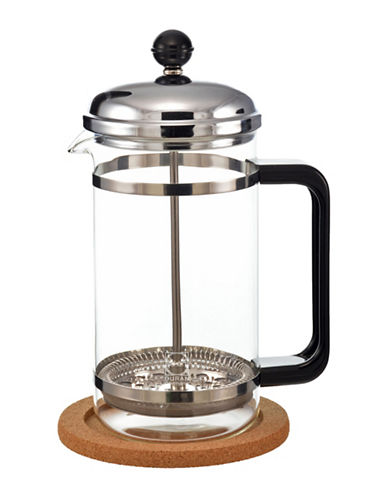 Grosche Denver French Press Coffee Maker - 33.8 oz.-CLEAR-One Size