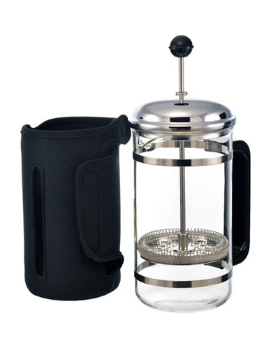 Grosche Fino French Press Coffee Maker-CLEAR-One Size