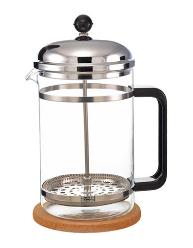 Grosche Denver French Press Coffee Maker-CLEAR-One Size