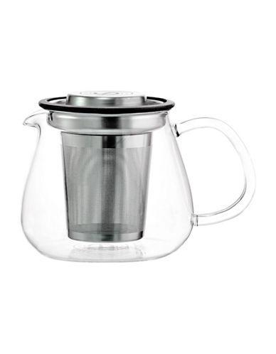 Grosche Waterloo 600ml Infuser Teapot-CLEAR-480 ml