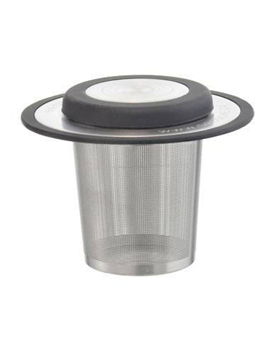 Grosche London Drop-In Tea Infuser-SILVER-One Size