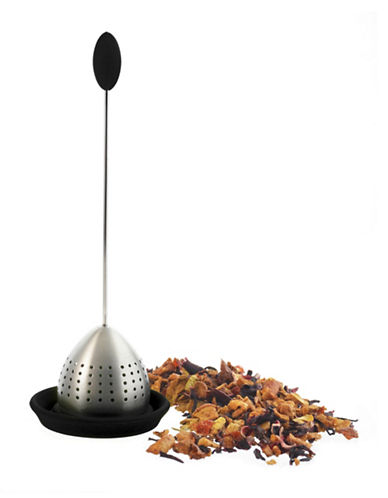 Grosche Tulip Drop-In Tea Infuser-BLACK-One Size
