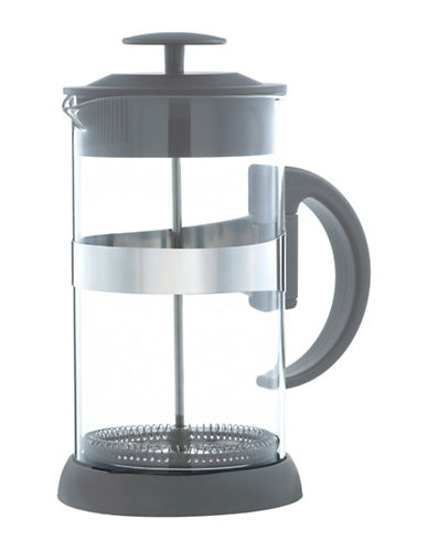 Grosche Zurich 1L French Press-GREY-One Size