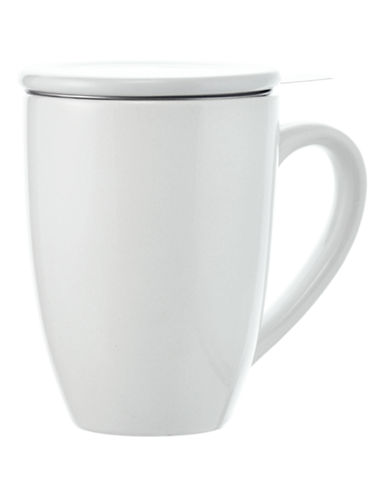 Grosche Kassel Infuser Mug-WHITE-One Size 87834310_WHITE_One Size