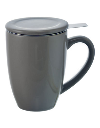 Grosche Kassel Infuser Mug-GREY-One Size