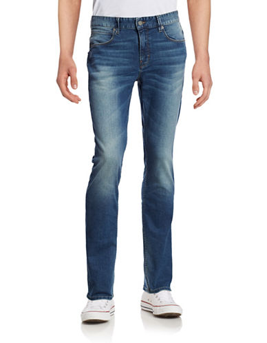 Boss Orange Orange63 Slim Fit Jeans-BLUE-32X34
