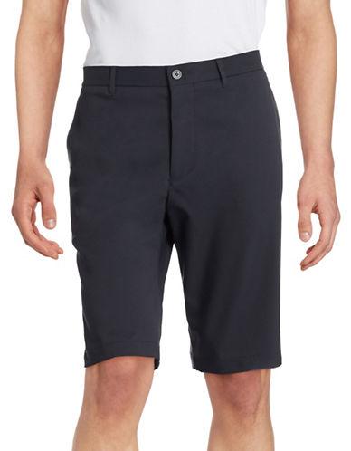 Boss Green Hayler Water-Repellent Shorts-NAVY-38