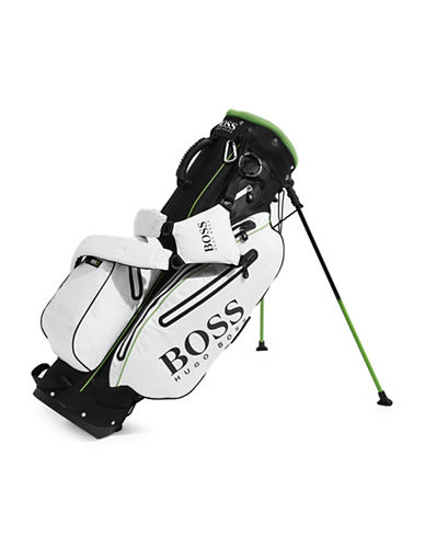 Boss Green Golf Bag with Stand-BLACK-One Size