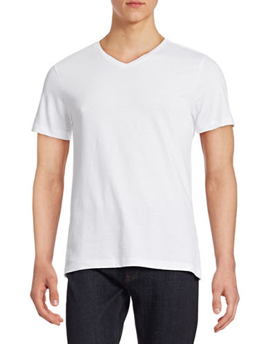 Boss Green C-Canistro Slim-Fit T-Shirt-WHITE-X-Large 88135104_WHITE_X-Large