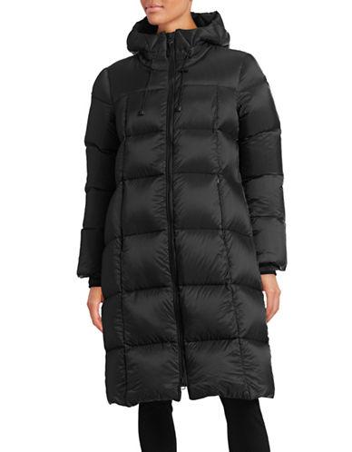 London Fog Sleeping Bag Down Walker Coat-BLACK-Large 88393193_BLACK_Large