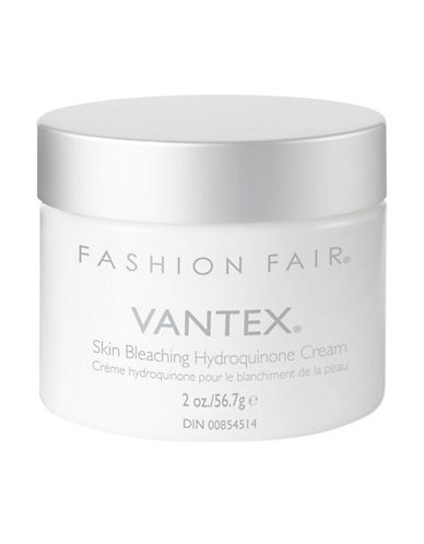 Fashion Fair Vantex Skin Bleaching Cream-NO COLOUR-2 ml