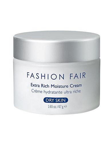 Fashion Fair Extra Rich Moisture Cream-NO COLOUR-2 ml