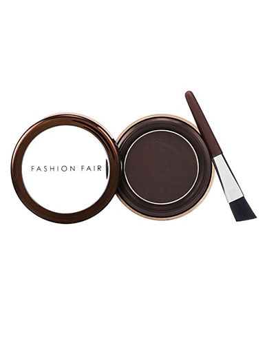 Fashion Fair Brush On Brow-BRONZE ONYX-One Size
