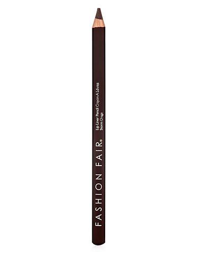 Fashion Fair Lip Liner Pencil-DARK BROWN-One Size