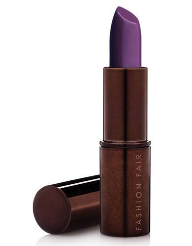 Fashion Fair Matte Lipstick-PURPLE-One Size