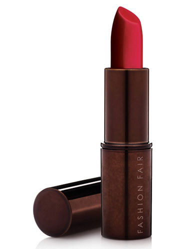 Fashion Fair Matte Lipstick-RED-One Size