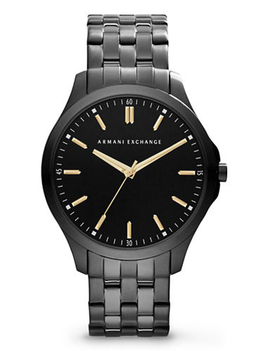 Armani Exchange Mens Smart Standard AX2144-BLACK-One Size