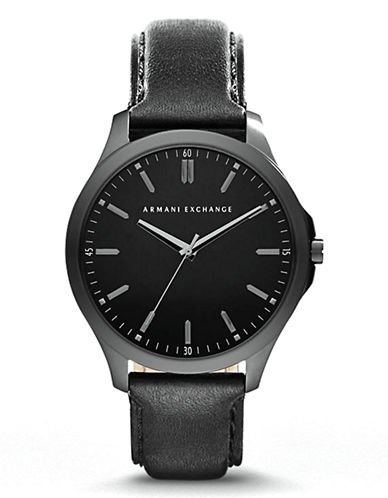 Armani Exchange Mens   AX2148-BLACK-One Size
