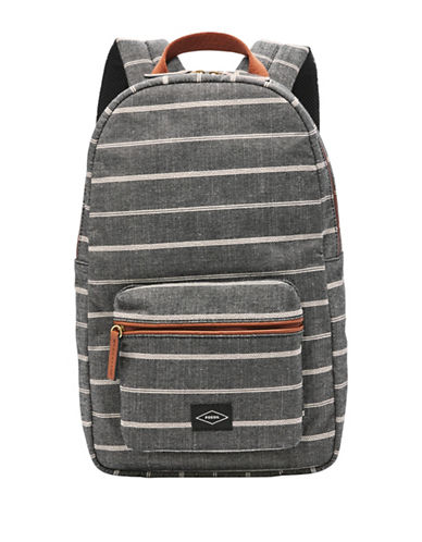 Fossil Phoebe Backpack-GREY-One Size