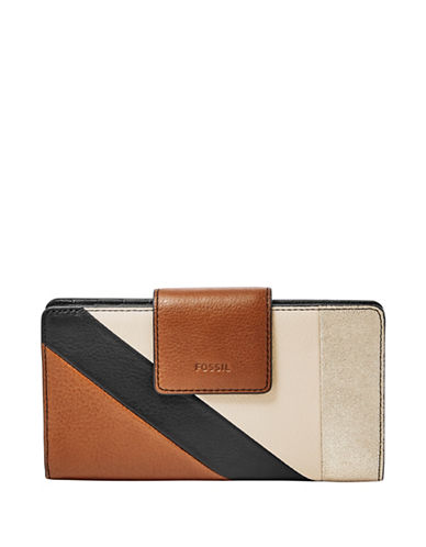 Fossil Emma Tab Clutch-NEUTRAL MULTI-One Size