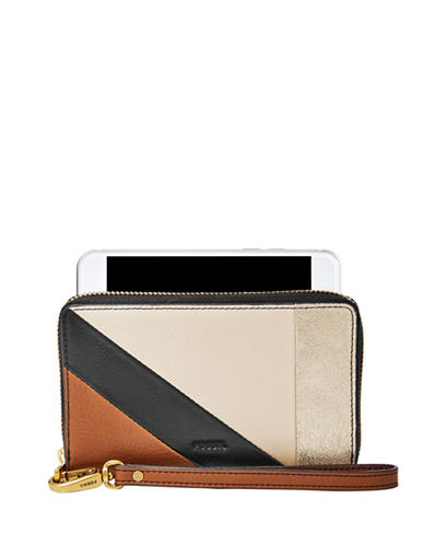 Fossil Emma Smartphone Wristlet-NEUTRAL MULTI-One Size