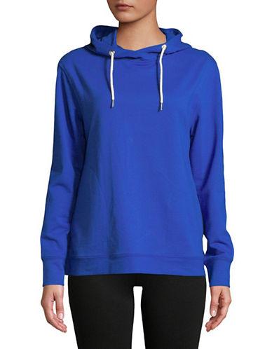 Sam Edelman Tulip Back Hoodie-BLUE-X-Small 89734598_BLUE_X-Small