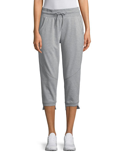 Sam Edelman Terry Jogger Pants-GREY-Medium 89847509_GREY_Medium