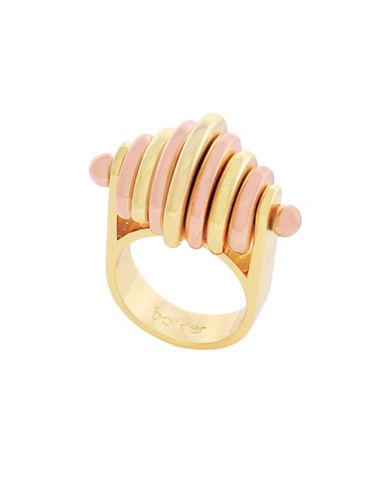 Botkier New York D Ring-ROSE GOLD-7