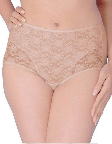 Jones New York Tummy Modern Brief-LIGHT BEIGE-XX-Large