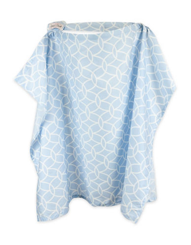 Udder Covers Sloane Nursing Cover-GREY-One Size