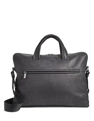 Hugo Messenger Bag-BLACK-One Size