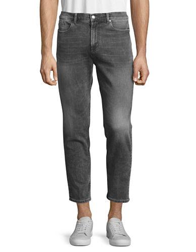 Hugo Hugo Slim Tapered Fit Jeans-GREY-30X34