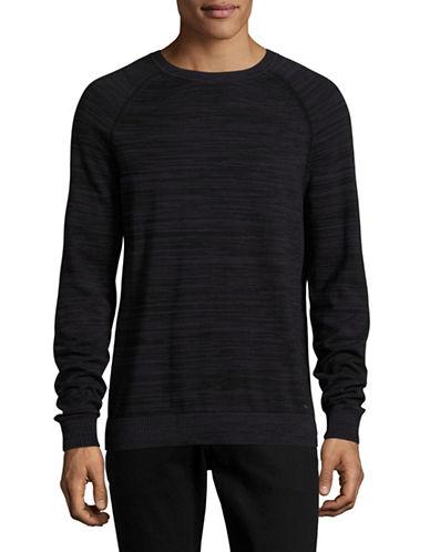 Hugo Srolon Knit Pullover-BLACK-Large 89268746_BLACK_Large