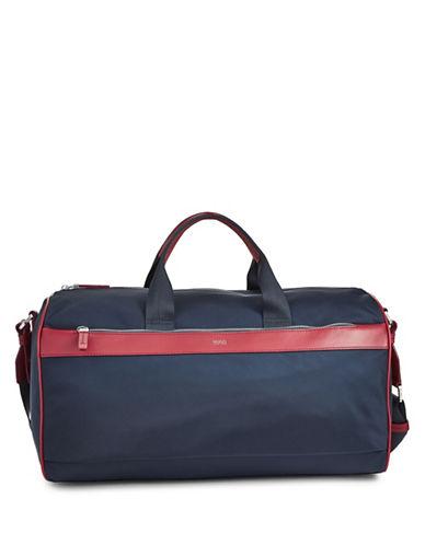 Hugo Duffel Bag-BLUE-One Size