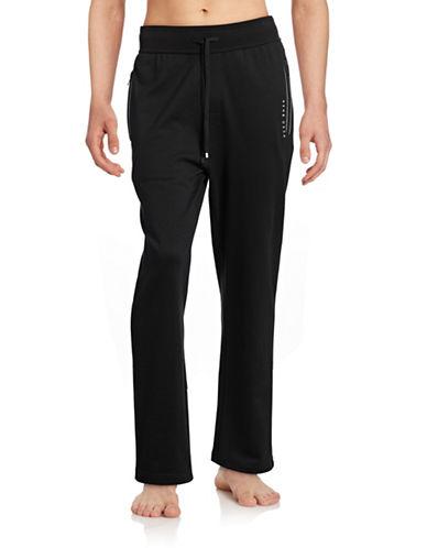 Boss Zip-Pocket Lounge Pants-BLACK-Medium 88707919_BLACK_Medium