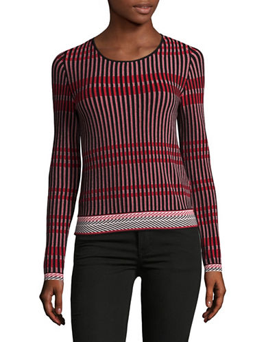 Hugo Striped Sweater-MULTI-Medium
